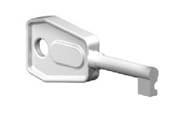 Locking Handle Key