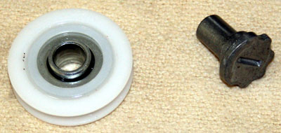 Large Hole Wheel and Axle Kit