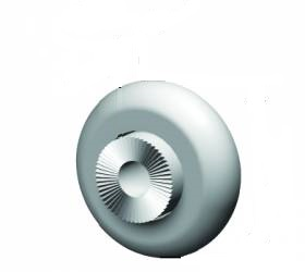 Shower Door Wheel - Medium