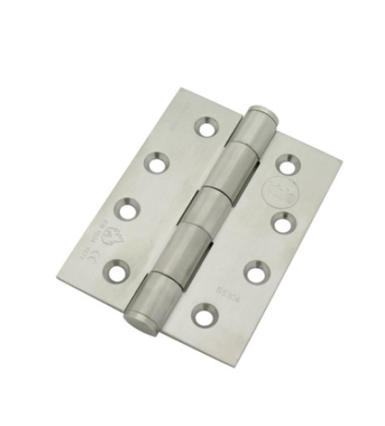 Stainless Steel Fixed Pin Hinge